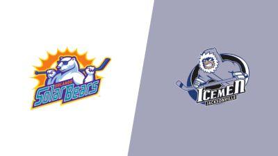 Highlights: Solar Bears vs Icemen