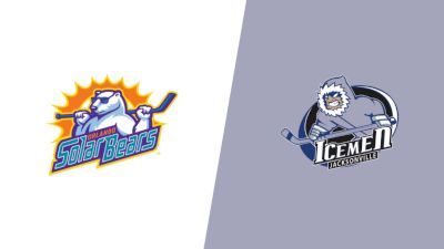 Highlights: Orlando Solar Bears vs Jacksonville Icemen
