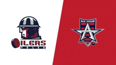 Highlights: Tulsa Oilers vs Allen Americans