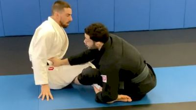 Countering The Hand Post Berimbolo Defense With Nick Salles And Danny Maira