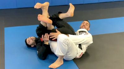 Countering The Leg Press Berimbolo Defense With Nick Salles And Danny Maira