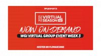 2021 WGI Virtual Group Event 3