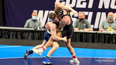 141 final, Nick Lee, PSU vs Jaydin Eierman, Iowa