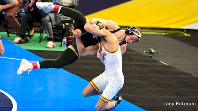 125 final, Spencer Lee, Iowa vs Brandon Courtney, ASU