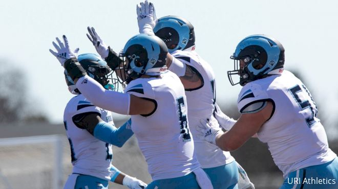 REPLAY: URI Wins Second Straight Against Ranked Opponent