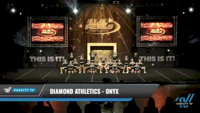 Diamond Athletics - Onyx [2021 L2 Performance Recreation - 18 and Younger (NON) Day 1] 2021 The U.S. Finals: Kansas City