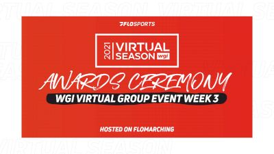 RESULTS: 2021 WGI Virtual Event Week 3 Awards Ceremony