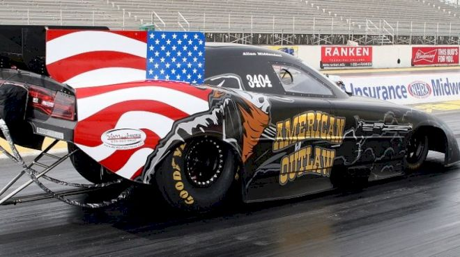 How to Watch: 2021 Funny Car Chaos at Penwell Knights Raceway