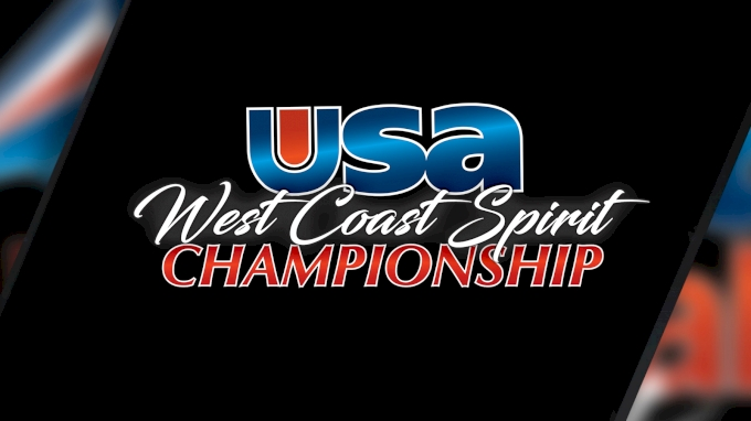 picture of 2021 USA Virtual West Coast Spirit Championships