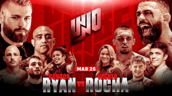 Betting Lines Released For Who's Number One: Gordon Ryan vs Vagner Rocha