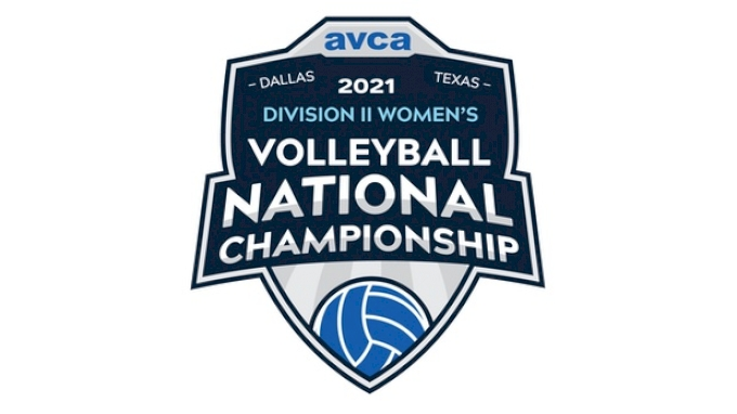 picture of 2021 AVCA Division II Women's Volleyball Championship