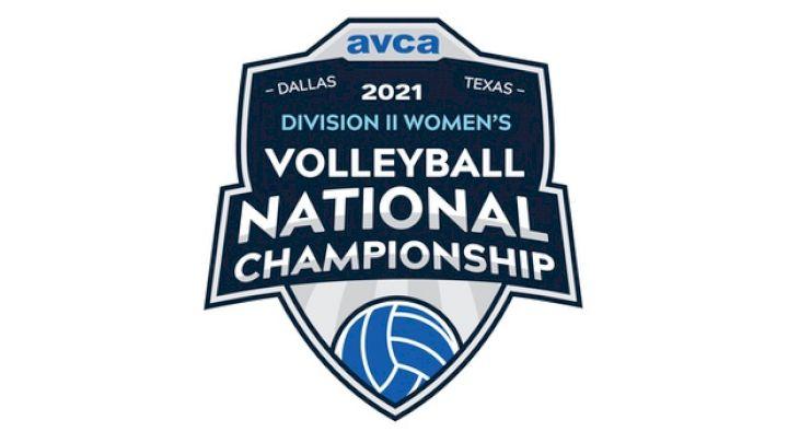 AVCA DII Women's Volleyball Championship