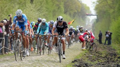Paris-Roubaix's Arenberg Forest - The Worst Road In Cycling?
