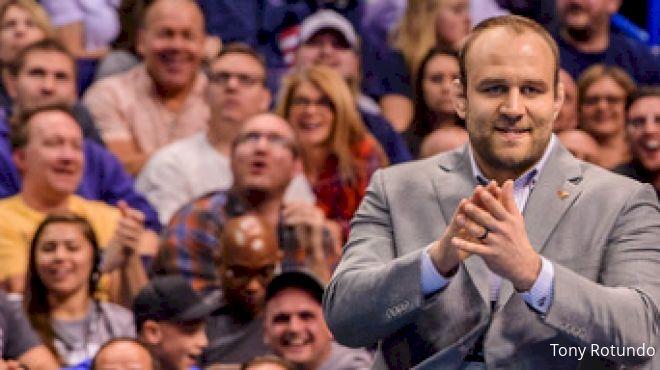 Tervel Dlagnev Named Head Coach At Nebraska Wrestling Training Center