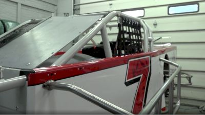 Shop Tour: Jonathan Puleo Preps For Rookie SK Modified Season
