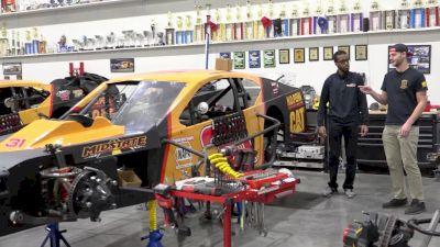Shop Tour: Noah Korner Shows Off The Family Garage