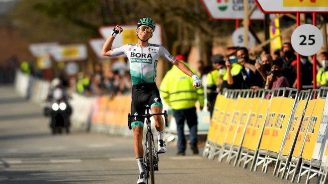 Kamna Comes Good On Breakaway As Yates Holds Catalonia Lead