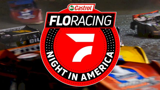 2021 Castrol FloRacing Night in America at Atomic Speedway