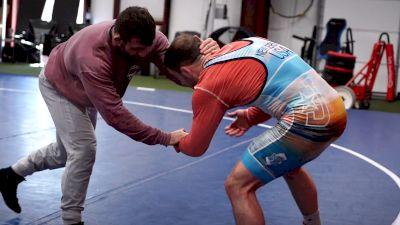Gabe And Max Dean Train Before Last Chance