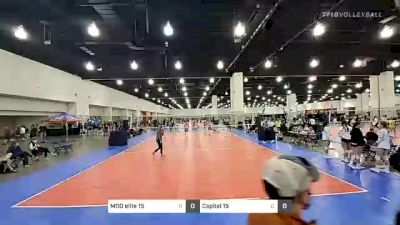 MOD elite 15 vs Capital 15 - 2021 JVA MKE Jamboree presented by Nike