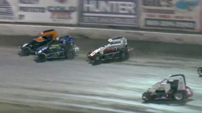 Feature Replay   USAC Western States Midgets at Bakersfield