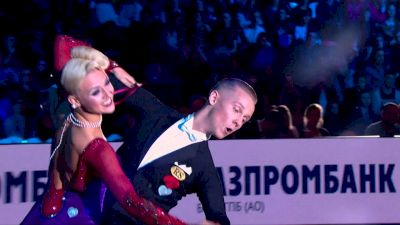 It's Going Down at the WDSF GrandSlam Standard Moscow