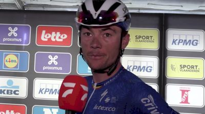 Yves Lampaert: 'We Weren't Strong Enough To Make A Difference'