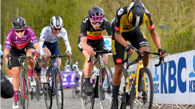 Replay: Women's Gent-Wevelgem