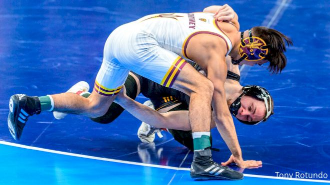 Over The Edge: Is College Wrestling Ready For A Step-Out Point?
