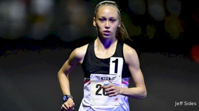 Jenna Hutchins Runs Top Ten All-Time 3200m
