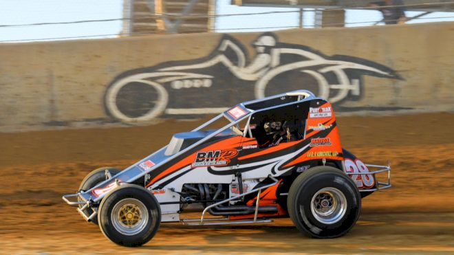 Springtime is Race Time for USAC at Lawrenceburg