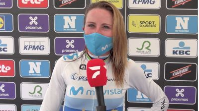 Annemiek Van Vleuten: 'The Power Is There' For The Tour of Flanders