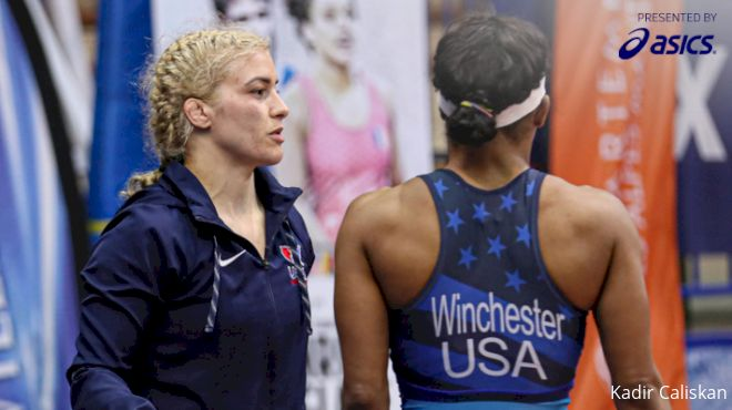 USA Wrestling Women's Olympic Team Trials Preview
