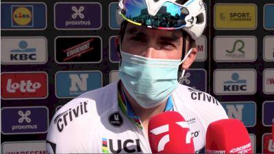 Julian Alaphilippe On 2021 Tour Of Flanders Revenge - 'I Have No Pressure'