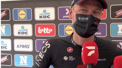 Dylan Van Baarle: 'This Was Something Special'