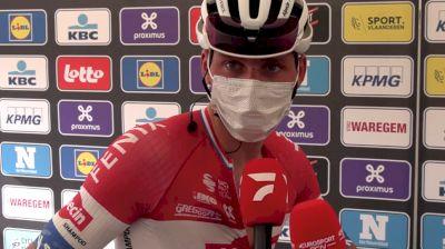 Mathieu van der Poel: 'I Didn't Have The Best Legs'