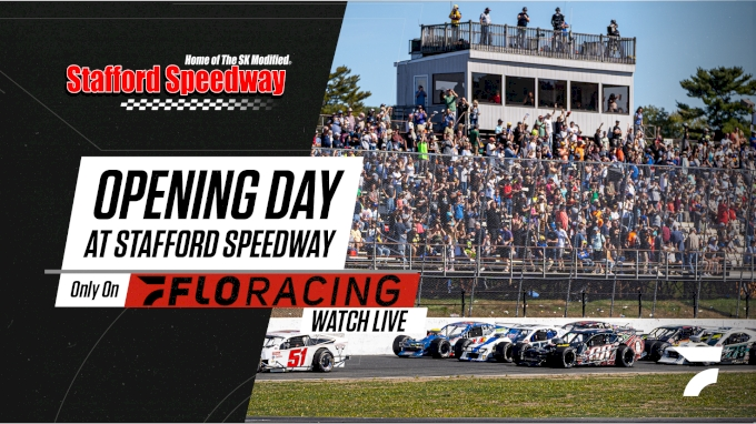 picture of 2021 NAPA Auto Parts Opening Day at Stafford Speedway
