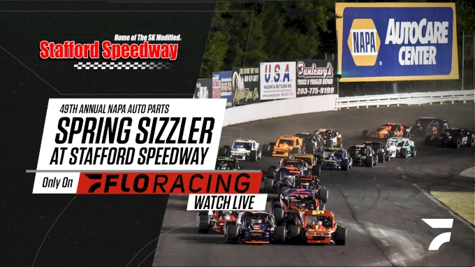 picture of 2021 NAPA Auto Parts Spring Sizzler at Stafford Speedway