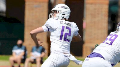 JMU's Cole Johnson Didn't Waste A Second Chance