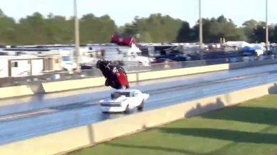 Roger Holder Goes Airborne at Sweet Sixteen 4.0