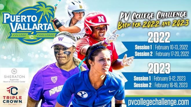 Puerto Vallarta College Challenge Dates Announced For 2022 & 2023 Return
