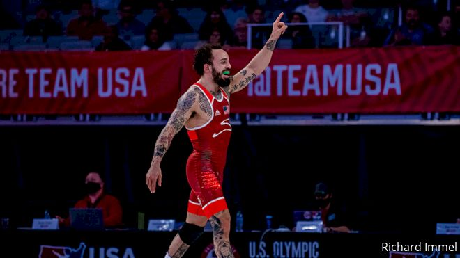 Trials Notes: Oliver, McKenna Shake Up 65 KG Bracket