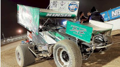 Spirited World Of Outlaws Runner-Up Finish For Kraig Kinser At I-55