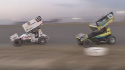 Feature Replay   All Star Sprints at Attica Raceway Park