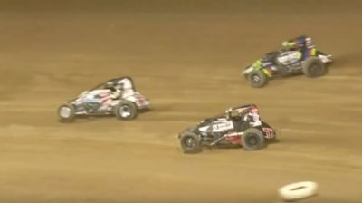 Feature Replay | USAC Sprints at Lawrenceburg Speedway
