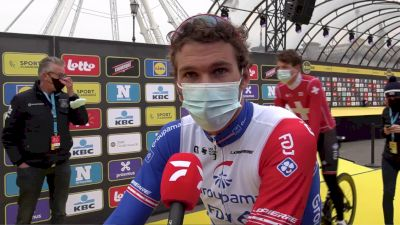 Antoine Duchesne: Lever Is Higher Each Year At Tour Of Flanders