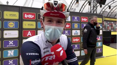 Simmons: Gaining Experience At Flanders