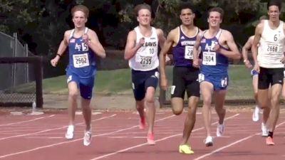 56s Final Lap In Kick To Win 2021 Stanford Invite 1500m