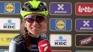 Lauren Stephens: TIBCO's Team Tactics At 2021 Tour Of Flanders