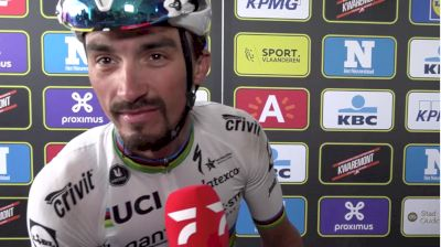 Julian Alaphilippe: 'I Did My Best' At 2021 Tour Of Flanders